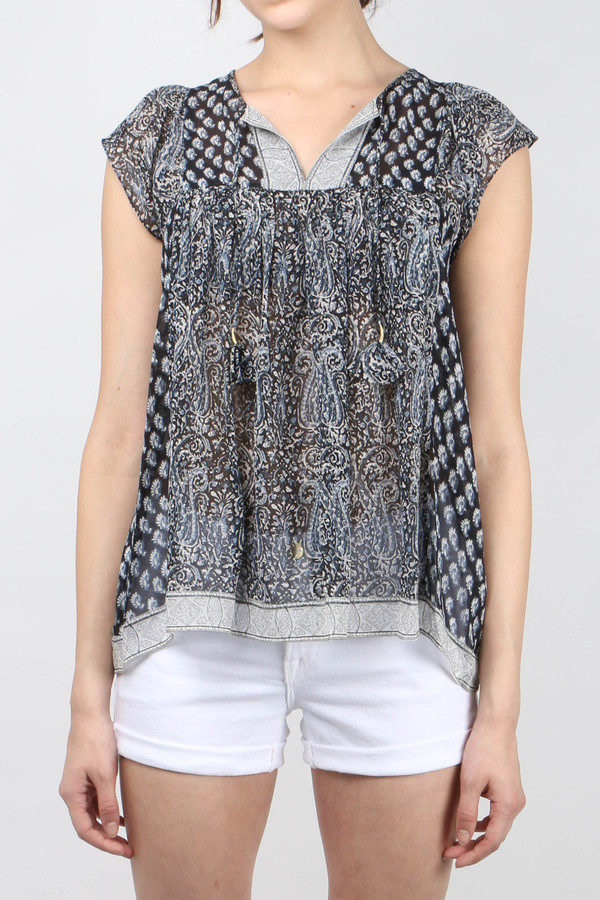 Ulla Johnson Nimes Blouse