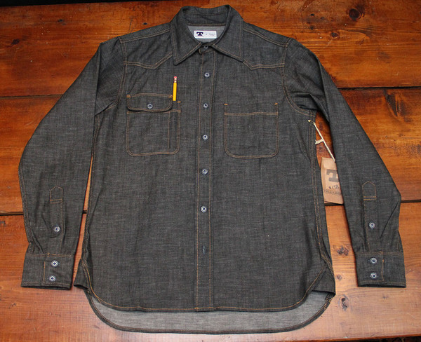 Men's Tellason - Topper Denim Shirt