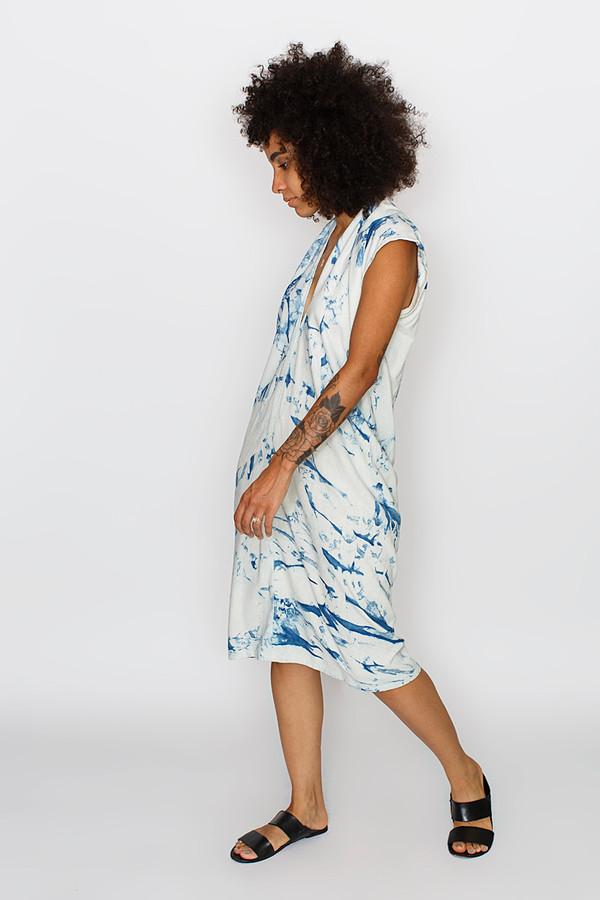 Miranda Bennett Arashi Everyday Dress | Silk