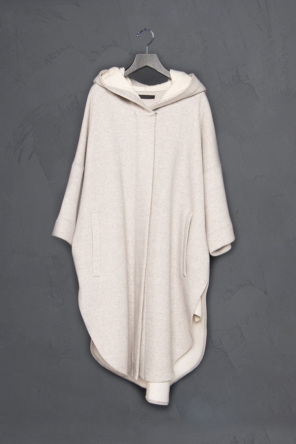 KES Cape Coat Fleece