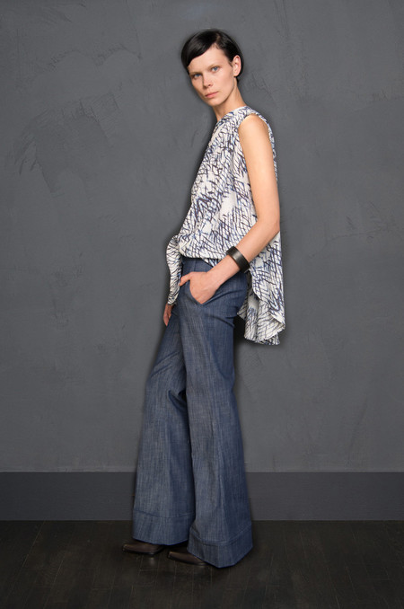 Laveer Annie Flare Trousers