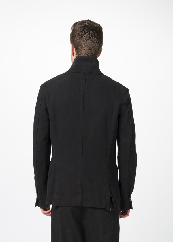 Men's Hannes Roether Linen Blend Zepo Jacket