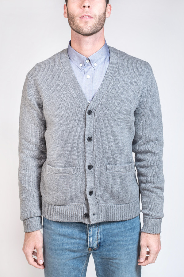 Men's Lad Julian Cardigan