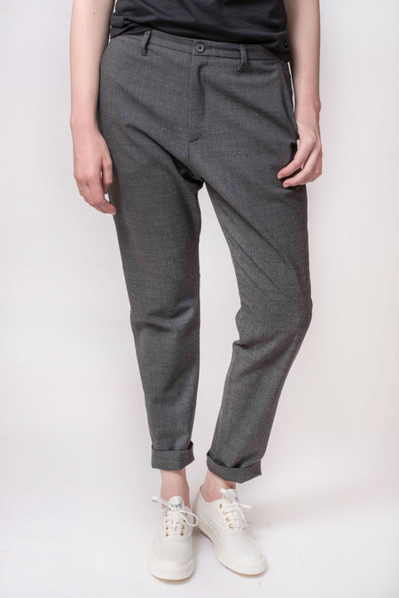 Hope Krissy Trouser Grey Melange