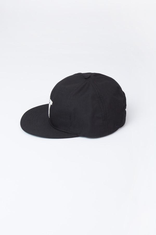 Logo Cap AA Black
