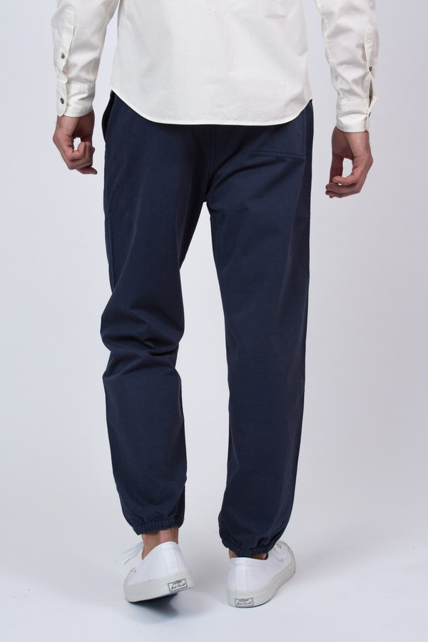 Men's YMC Military Beach Pant Navy