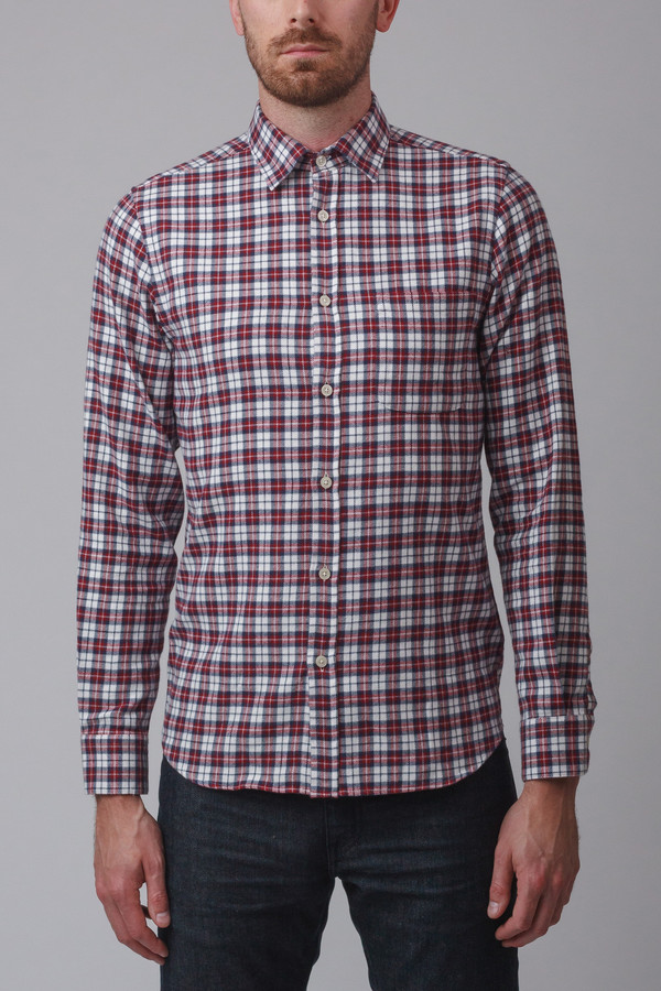 Men's Portuguese Flannel Pico