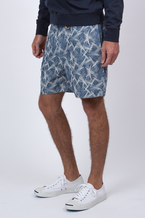 Men's YMC Star Print Shorts