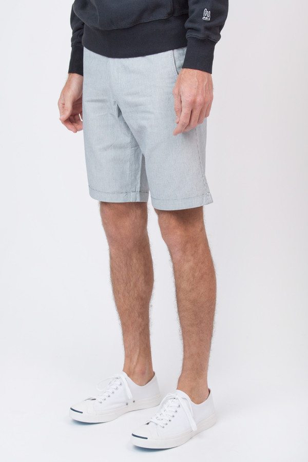 Men's John Rich & Bros Striped Chino Short
