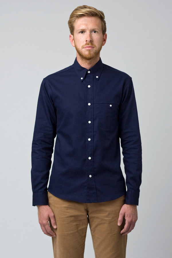 Welt Pocket Oxford Navy