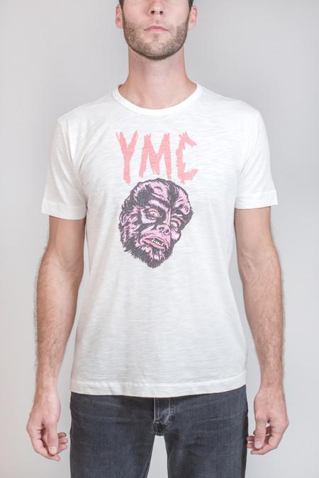 Men's YMC Wolfman Tee