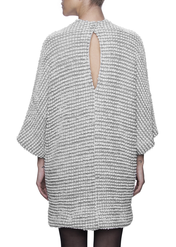 Vincetta Knit Shift Dress