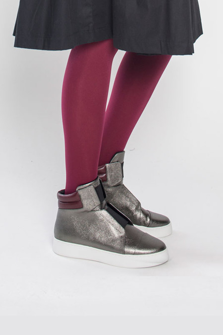 ATELJE71 Emerald Sneakers
