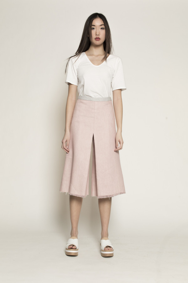 Pamplemousse Josette Culottes in Pink