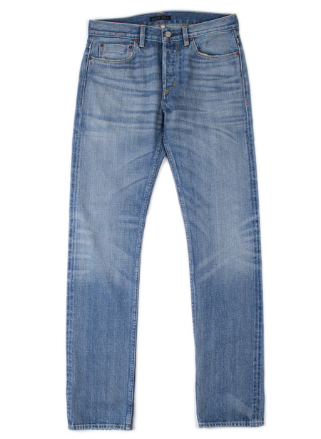 Men's Alex Mill A-Type Denim Hunter Wash