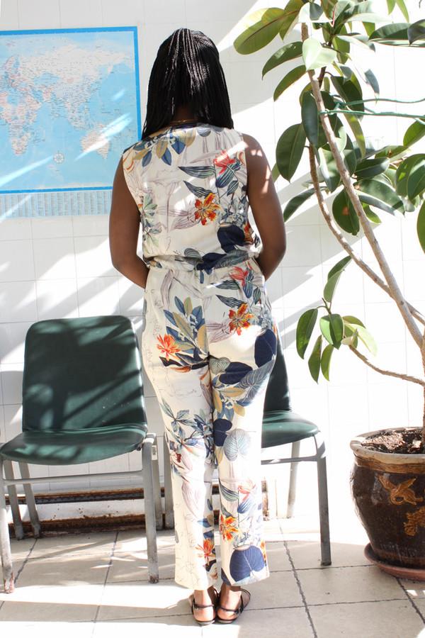 Dagg & Stacey Lottie Jumpsuit Floral