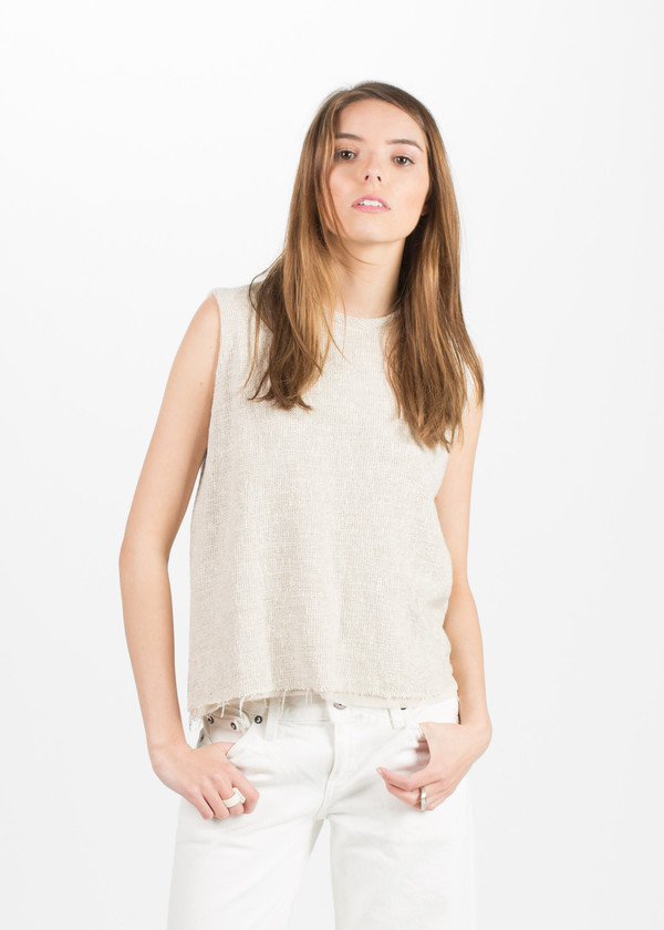 Simon Miller Attoyac Sleeveless Top