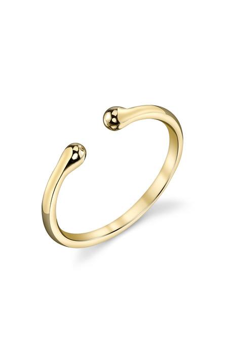 Gabriela Artigas Orbit Ring 10K Yellow Gold