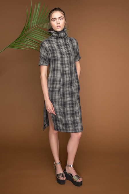 Ajaie Alaie Kullu Turtle Neck Dress