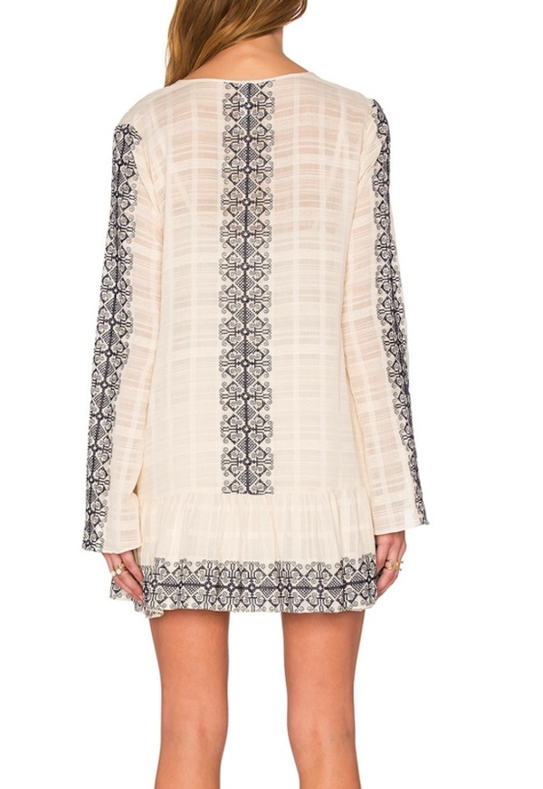 Bec & Bridge Boheme Long Sleeve Dress