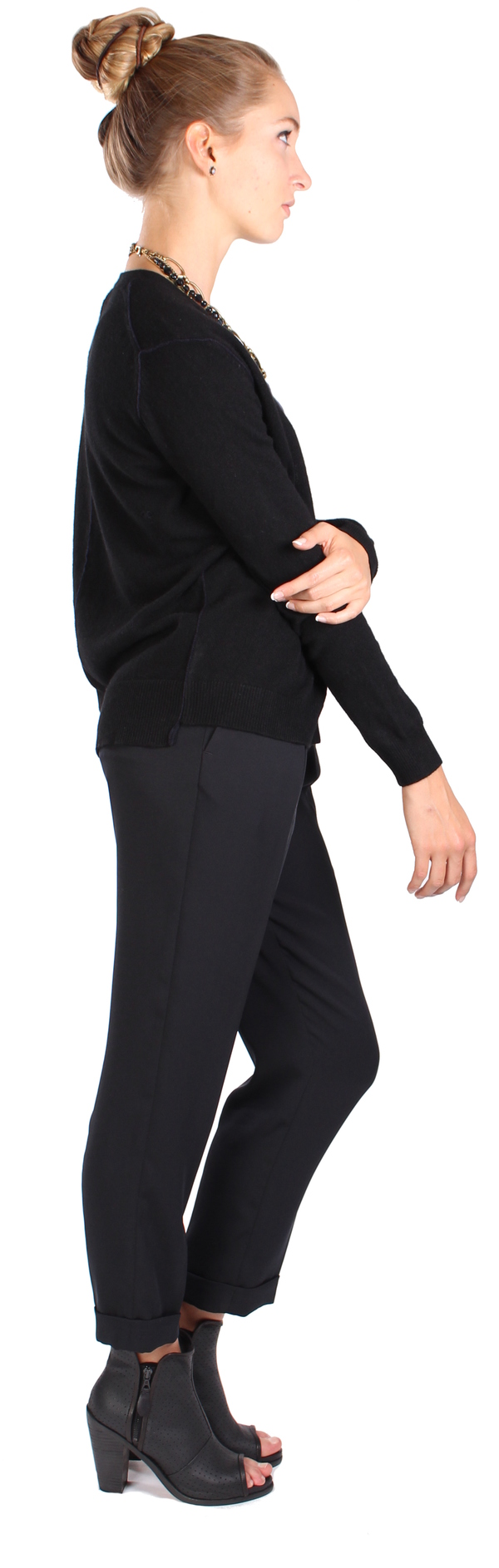 Chinti & Parker External Seam Cardigan