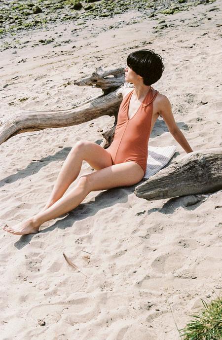 Rachel Comey Lomita Suit - suntan