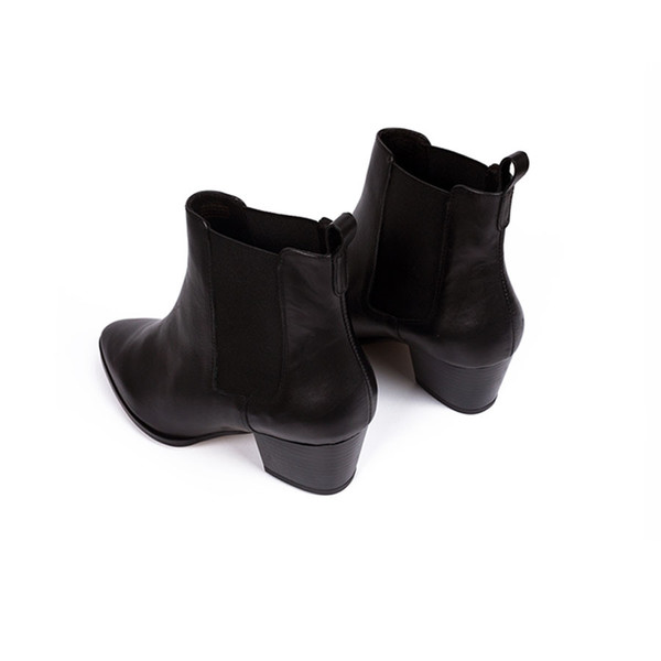 L'Intervalle Gaga Chelsea Boots (Black)