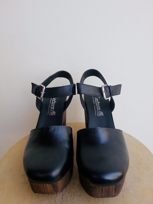 L'Intervalle Penelope Clogs