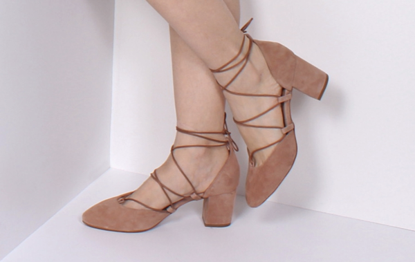 L'Intervalle Piti Shoe (Blush)