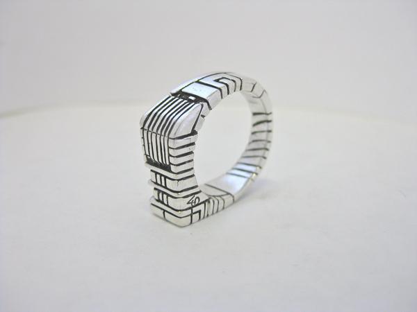 Anita Sikma Design Stack Ring 3