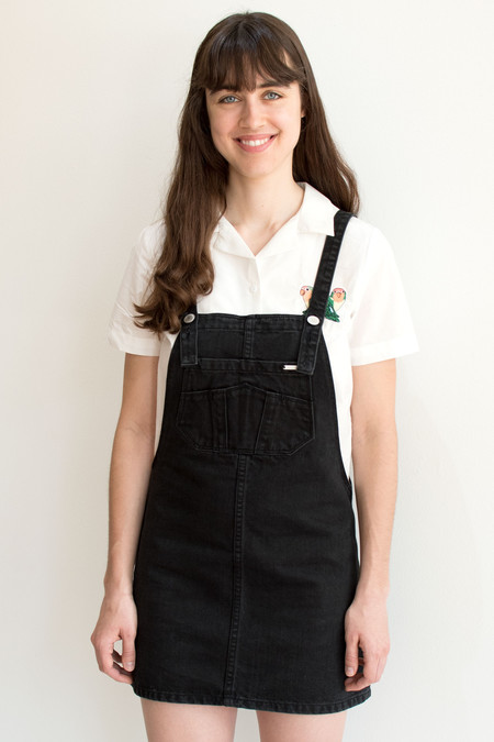 Rosanna Pinafore - RES DENIM