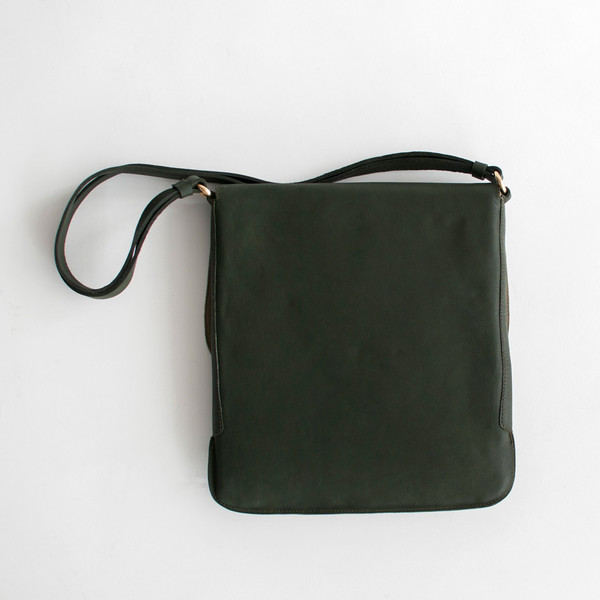 A Detacher Lovisa Bag Dark Green - SOLD OUT