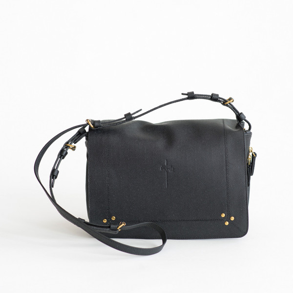 Jerome Dreyfuss Igor Bag Noir - SOLD OUT