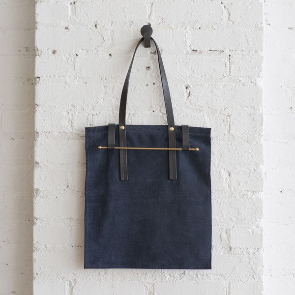 Lizzy Disney Music Tote Navy - SOLD OUT