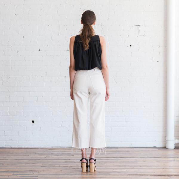 Rachel Comey Legion Pant Dirty White