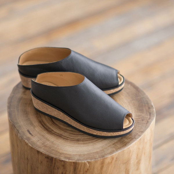 Reality Studio Olga Clogs Leather - SOLD OUT
