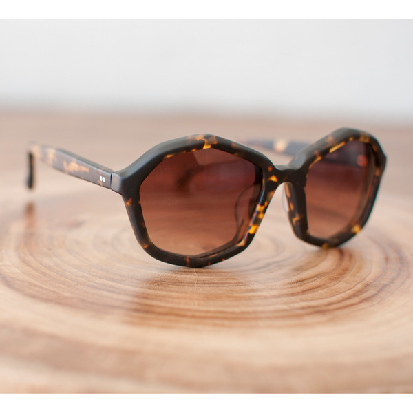 Steven Alan Optical Kingsley Tribeca Tortoise