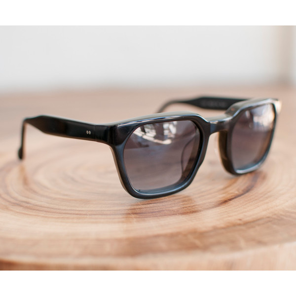 Steven Alan Optical Levit Black - SOLD OUT