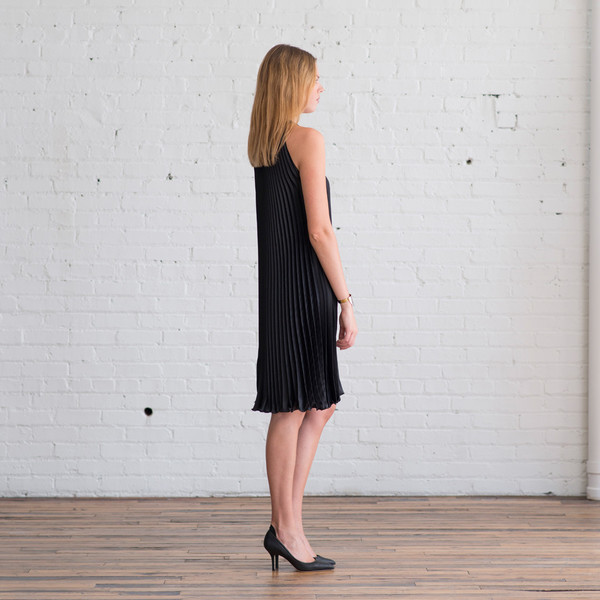 Tess Giberson Pleated Dress - SOLD OUT