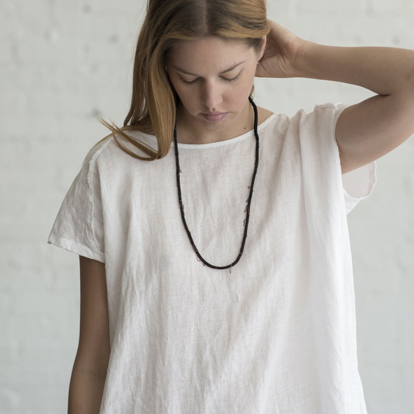 Wwake Short Loops Necklace - SOLD OUT