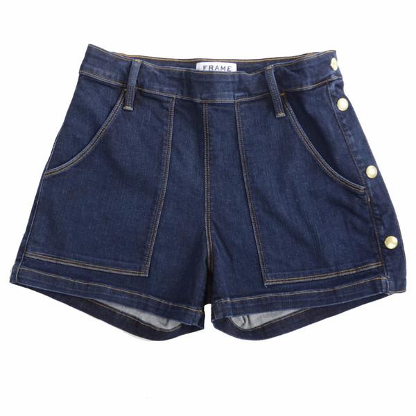 FRAME Denim Antibes Shorts