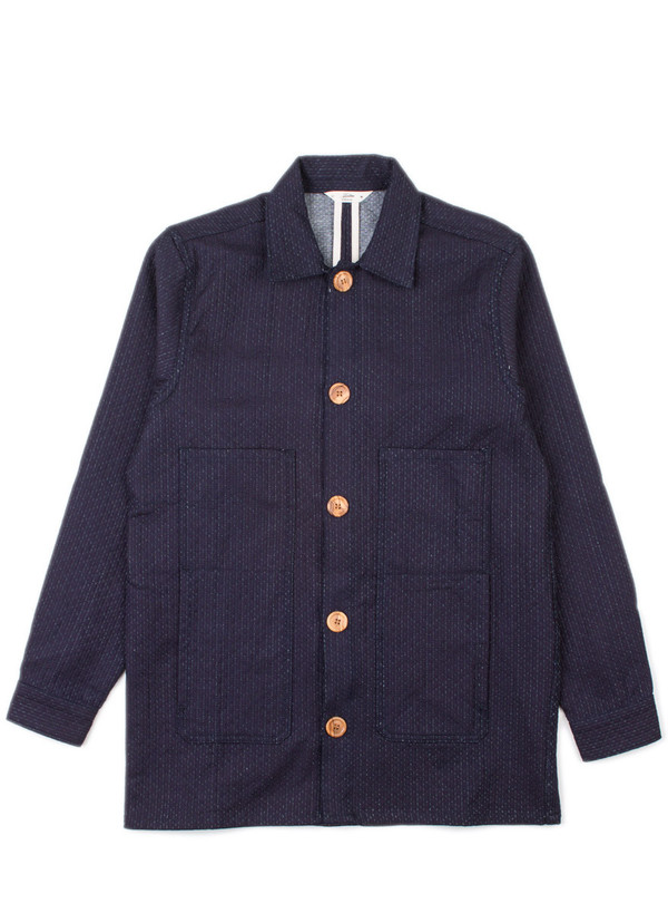 Men's 3Sixteen Sashiko Work Jacket