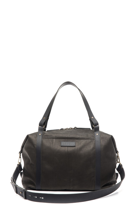Lowell Saint Mathieu Cuir Noir / Black Leather