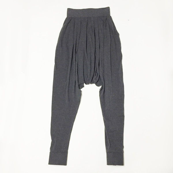 Shelby Steiner Charcoal Harem Pant