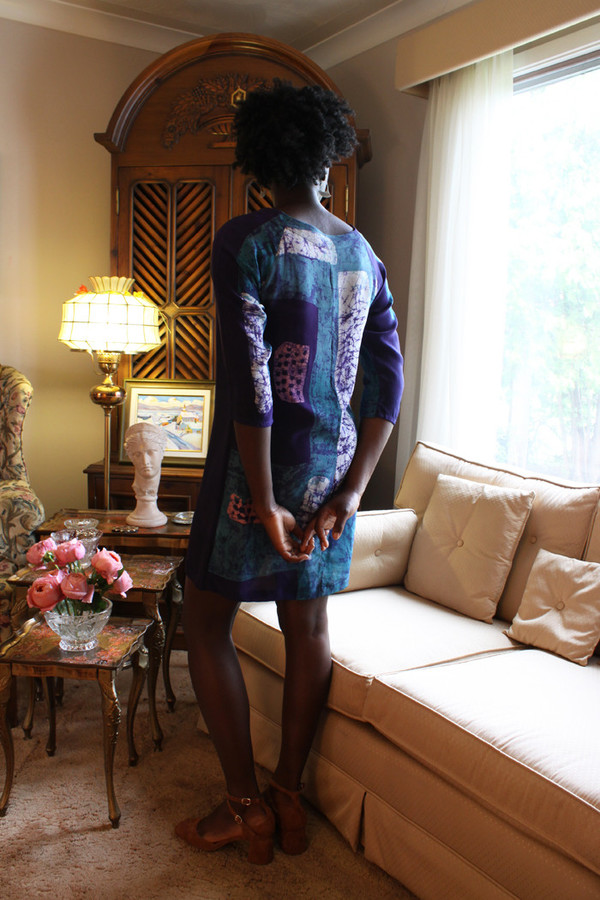Osei-Duro Linter Dress