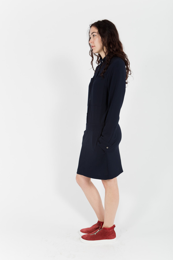 Nomia Coverall Mini Dress