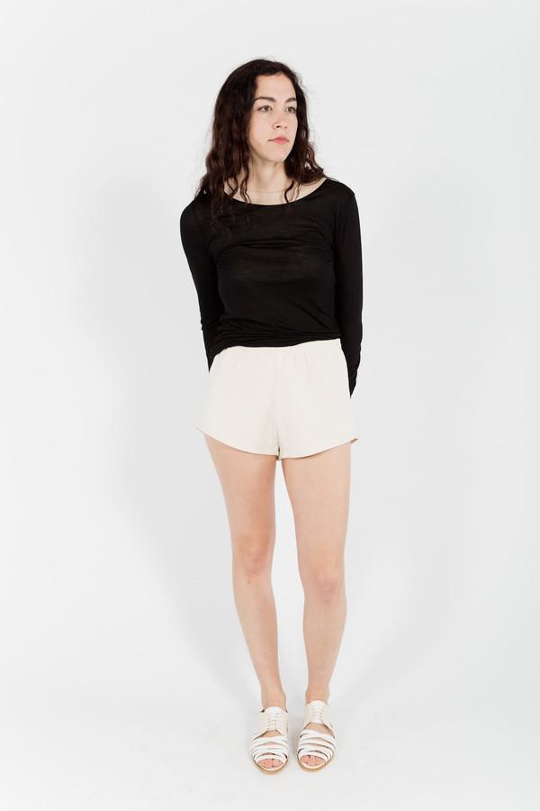Baserange Cut Out Shorts