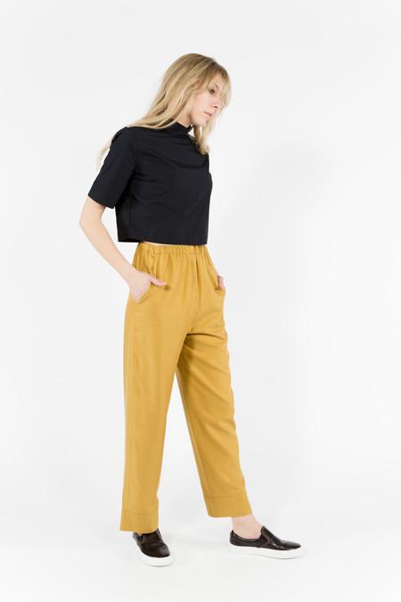 Suzanne Rae Elastic Waist Pants