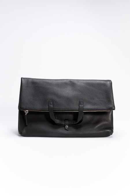 WANT Les Essentiels de la Vie Peretola Foldable Folio Black