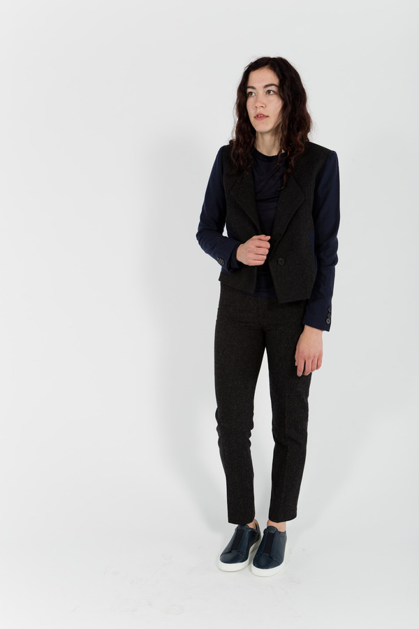 7115 by Szeki Wool Blazer